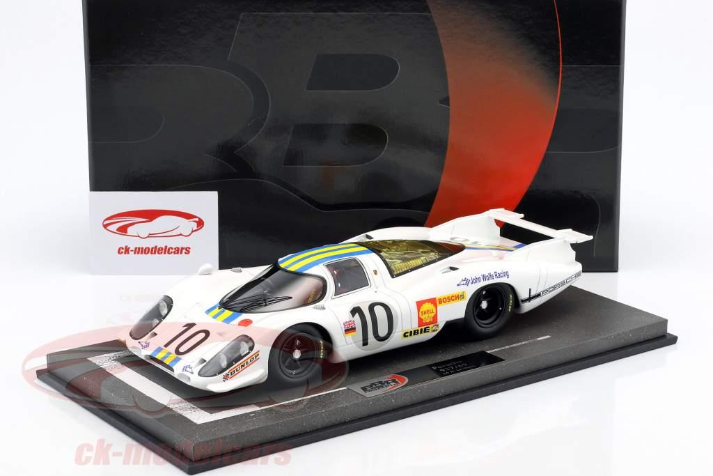 Porsche 917 LH #10 24h LeMans 1969 Woolfe, Linge 1:18 BBR
