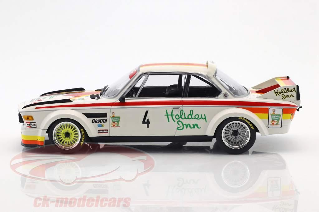 BMW 3.0 CSL #4 GP Nürburgring 1976 Corbisier, Joosen, Berndtson 1:18 Minichamps