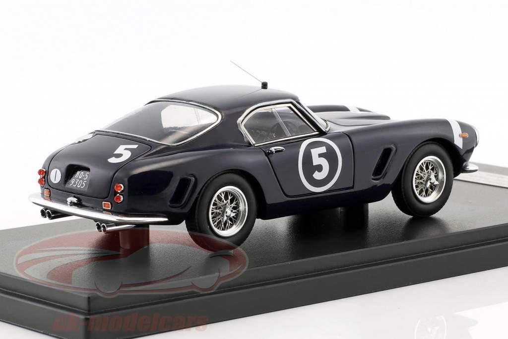 Ferrari 250 GT Passo Corto #5 Winner Nassau Tourist Trophy 1960 Stirling Moss 1:43 Matrix