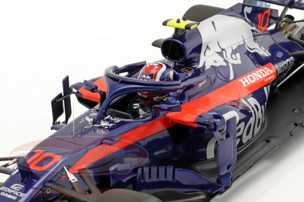 Pierre Gasly Scuderia Toro Rosso STR13 #10 Formel 1 2018 1:18 Minichamps