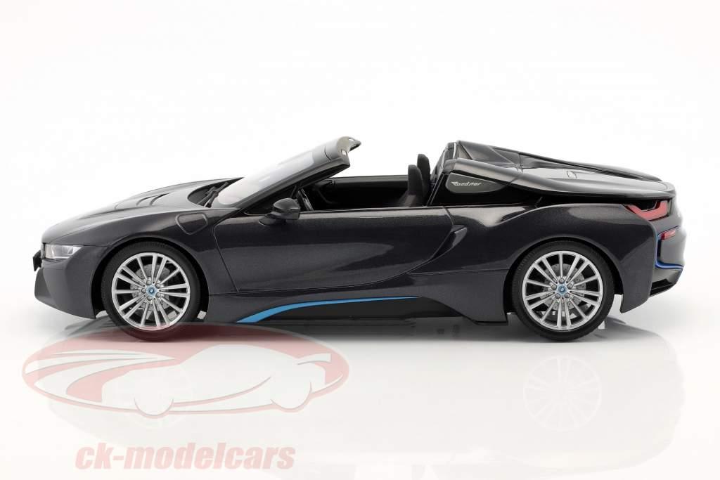 BMW I8 Roadster (I15) 建造年份 2018 灰色 金属的 1:18 Minichamps