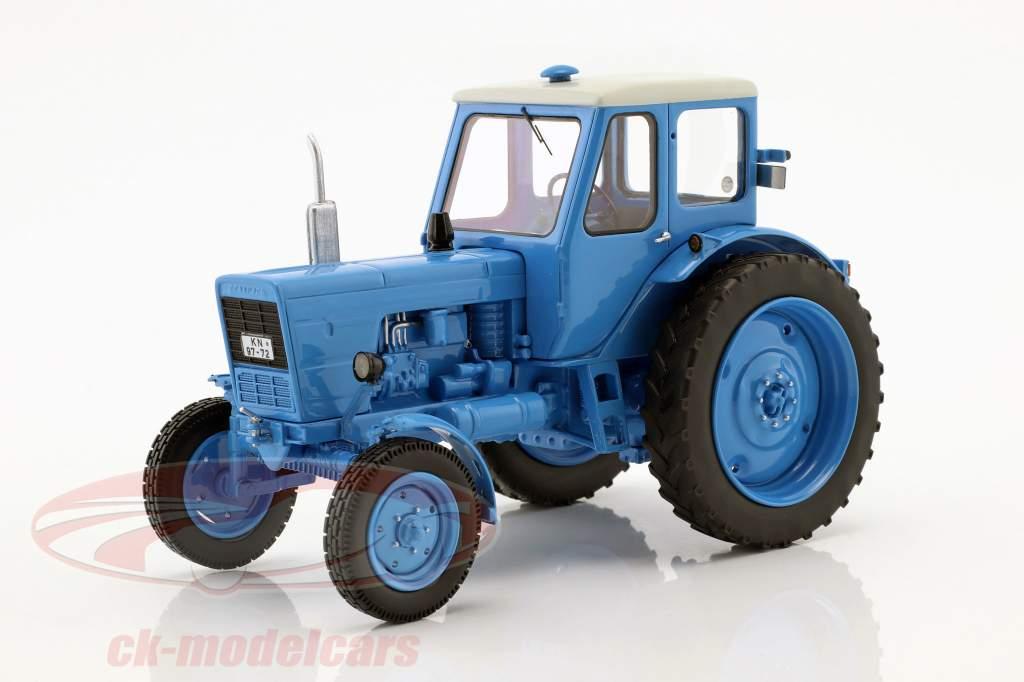 Belarus MTS-50 traktor blå 1:32 Schuco