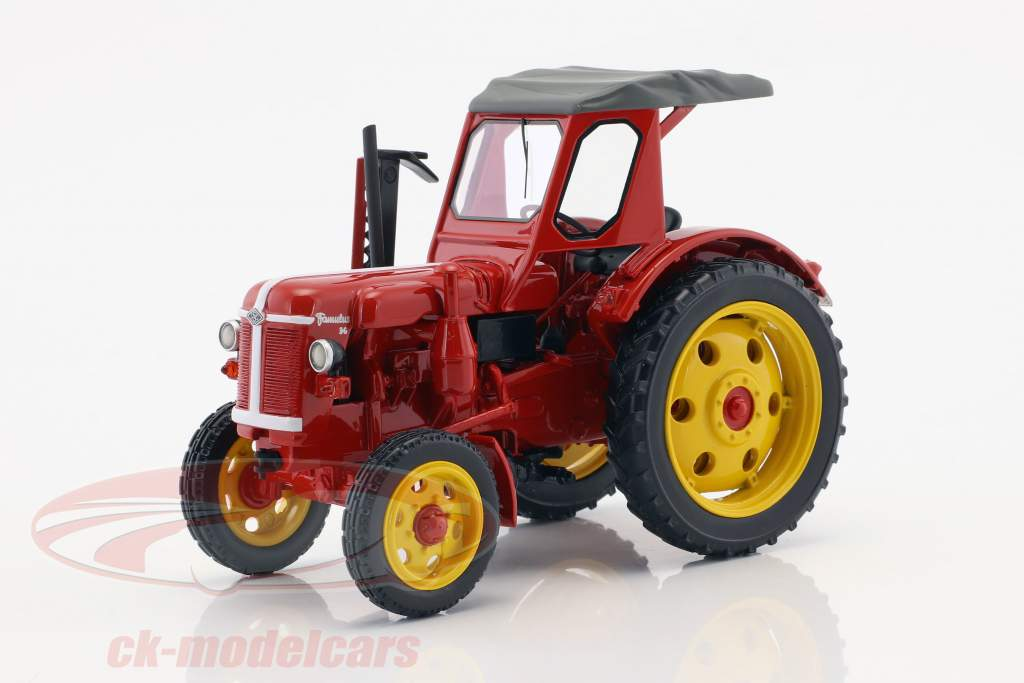Famulus RS 14/36 tractor red 1:32 Schuco