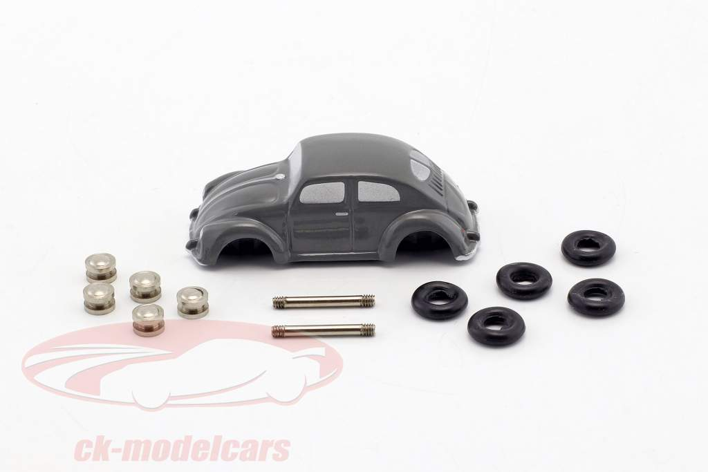 Volkswagen VW Brezelkäfer Montagekasten für den kleinen Brezelkäfer-Monteur 1:90 Schuco Piccolo