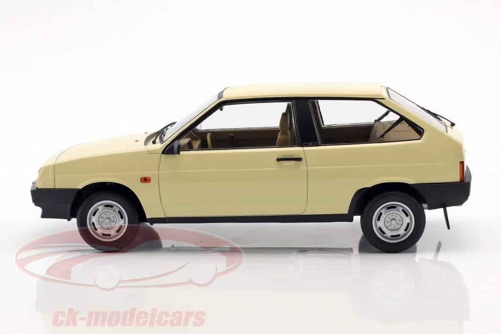 Lada Samara année de construction 1984 beige 1:18 KK-Scale