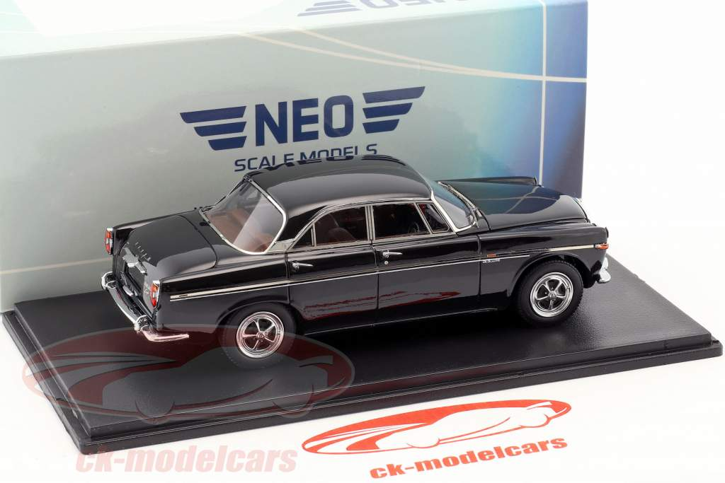 Rover P5B coupe RHD year 1971 black 1:43 Neo