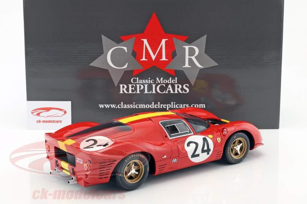 CMR LE MANS 1967 CMR12007 1//12 FERRARI 330 P4