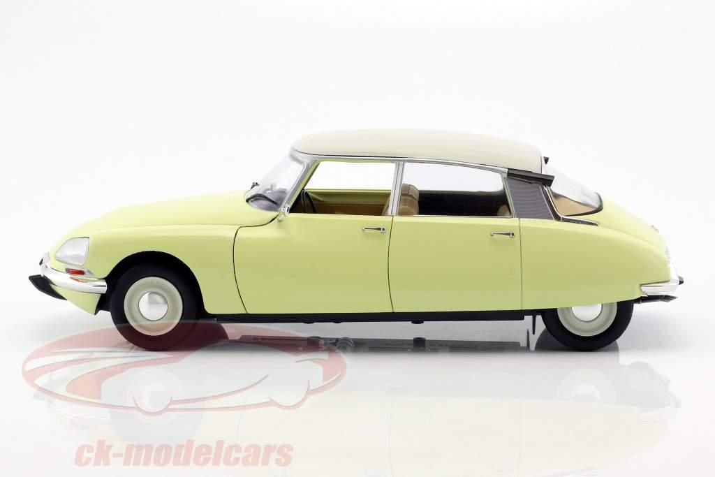 Citroen D Special année de construction 1955–1975 panama jaune 1:18 Solido