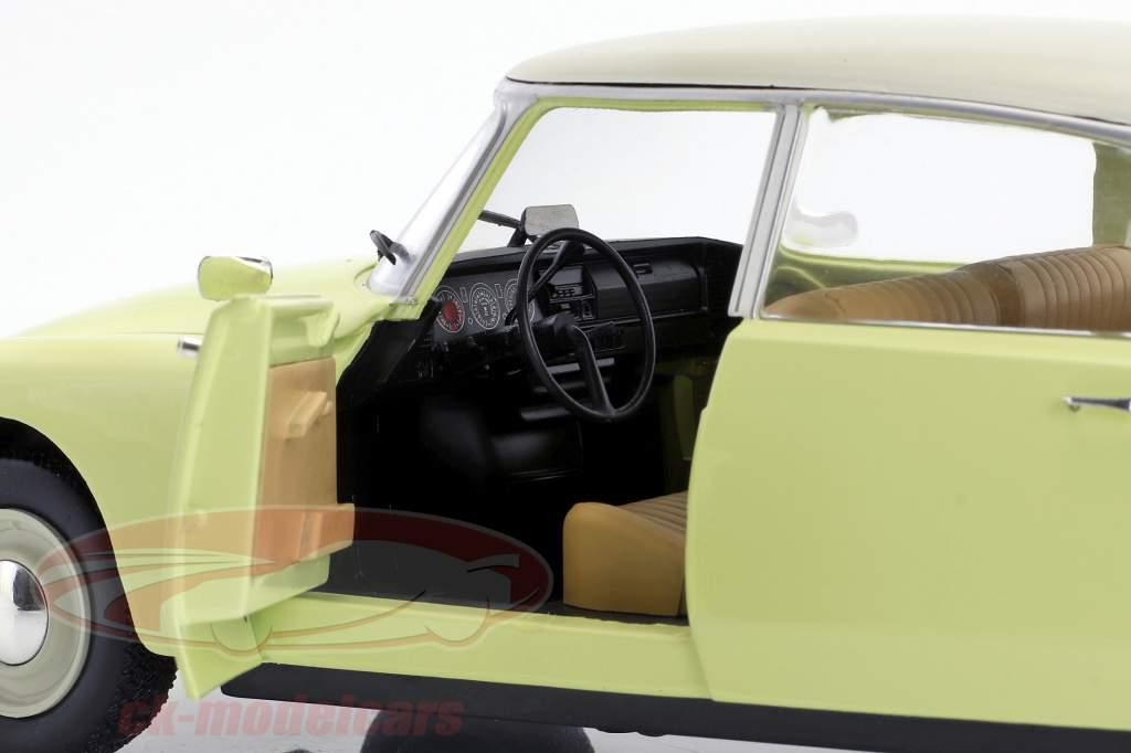 Citroen D Special Baujahr 1955–1975 panama gelb 1:18 Solido