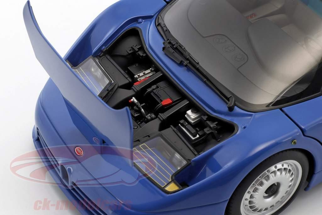 Bugatti EB110 GT Anno 1991 blu 1:18 AUTOart