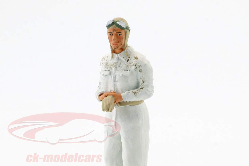 Auto Union coureur figure par la course 1:18 Figutec figures