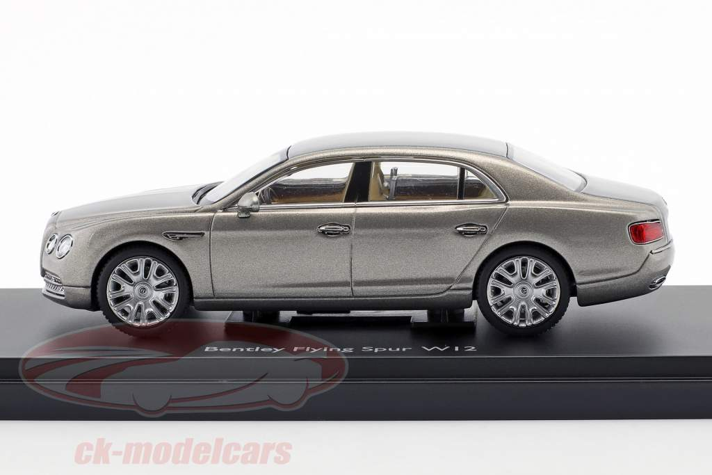 Bentley Flying Spur W12 perle d'argent 1:43 Kyosho