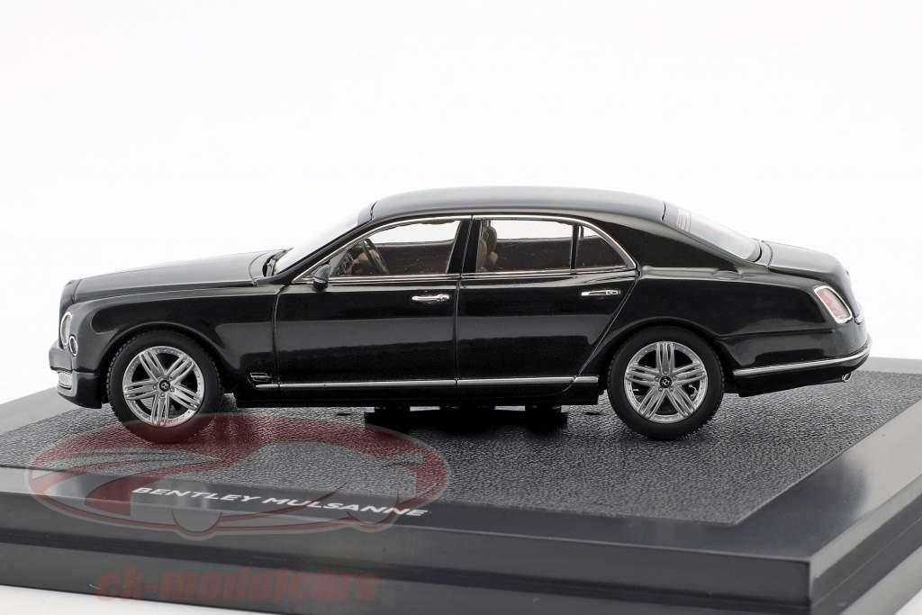 Bentley Mulsanne MDNGHT emer dark green metallic 1:43 Minichamps