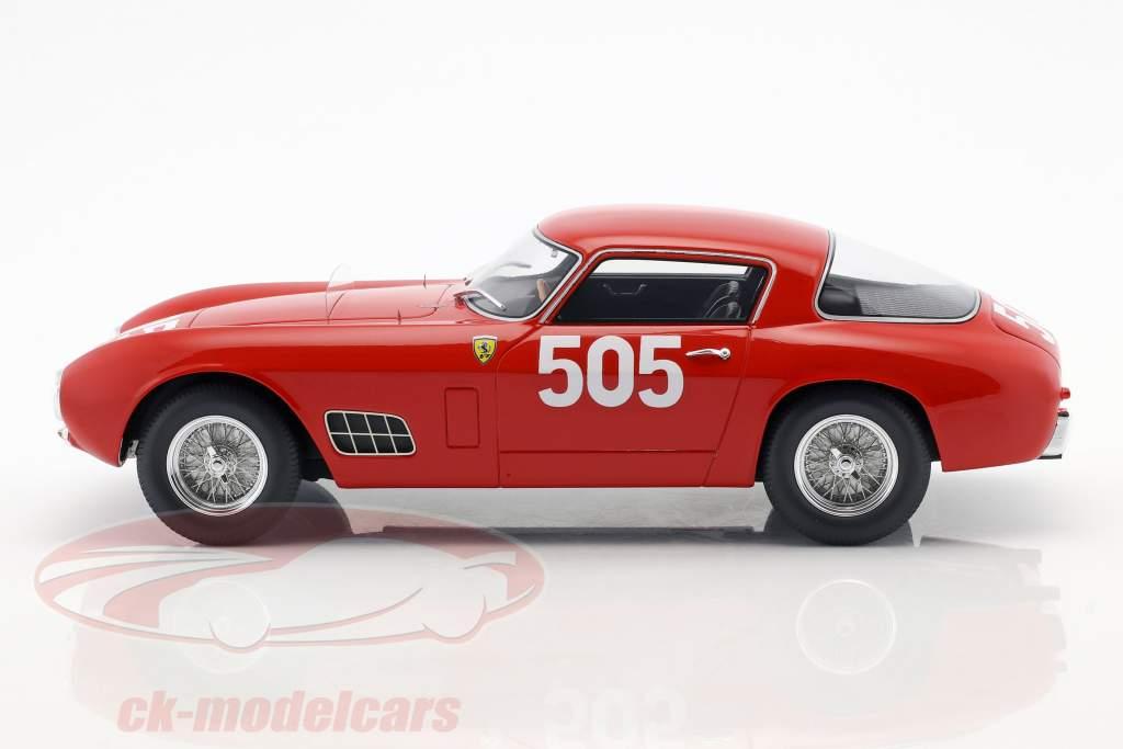 Ferrari 250 GT Berlinetta Competizione #505 clase ganador Mille Miglia 1956 1:18 CMR