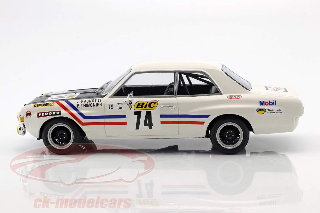 Opel Commodore A #74 Tour de France 1971 Ragnotti, Thimonier 1:18 Minichamps