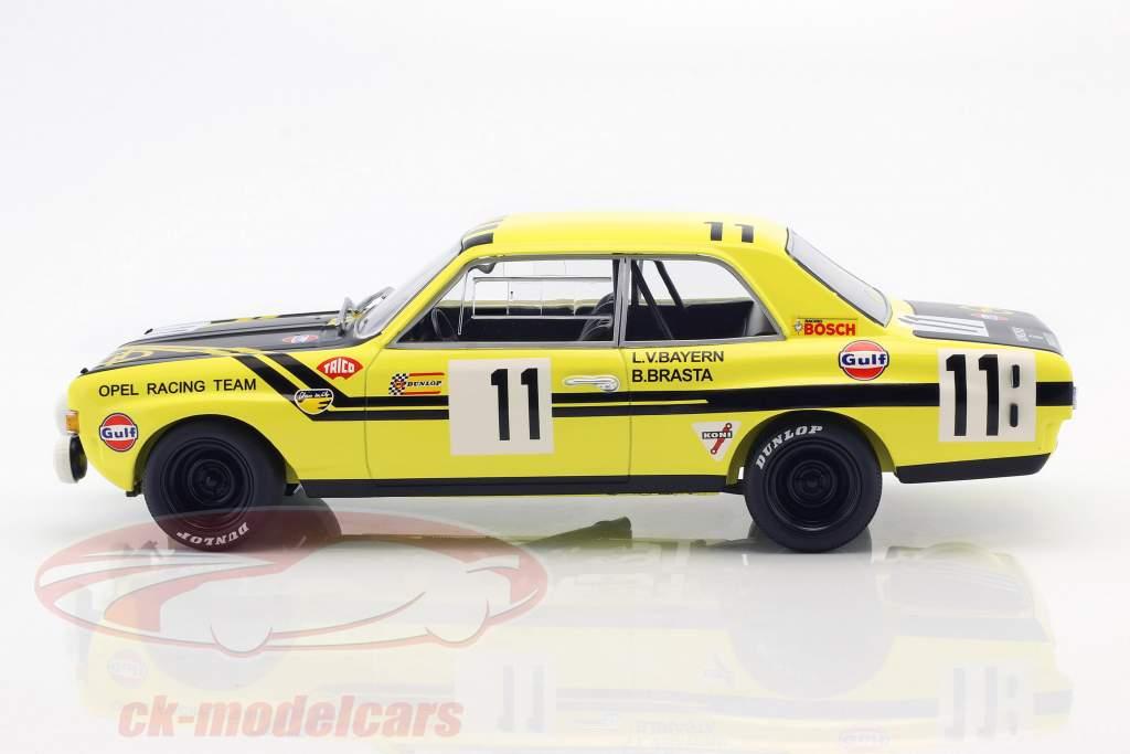 Opel Commodore A #11 24h Spa 1970 Von Bayern, Johansson 1:18 Minichamps