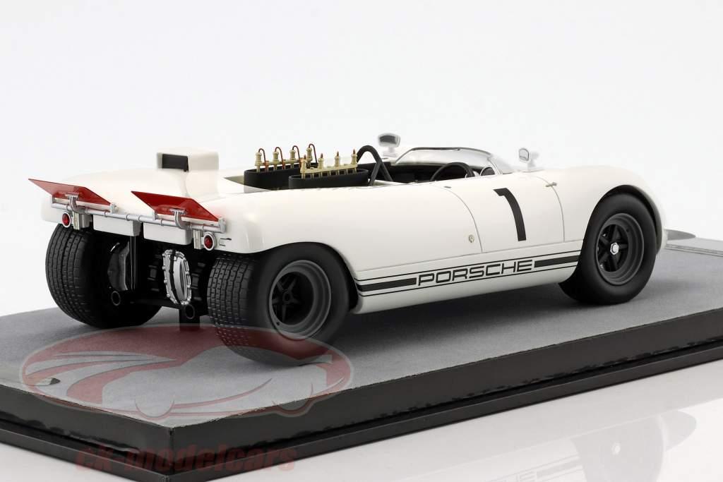 Porsche 909 Bergspyder #1 Mont Ventoux 1968 Mitter 1:18 Tecnomodel