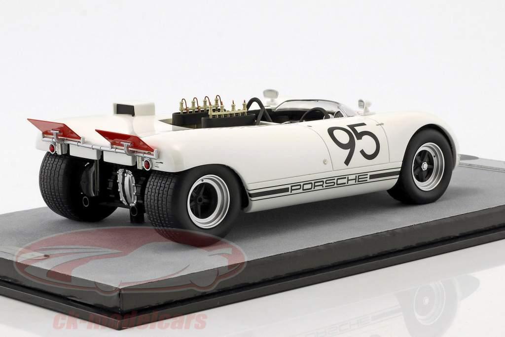 Porsche 909 Bergspyder #95 Gaisberg course 1968 Mitter 1:18 Tecnomodel