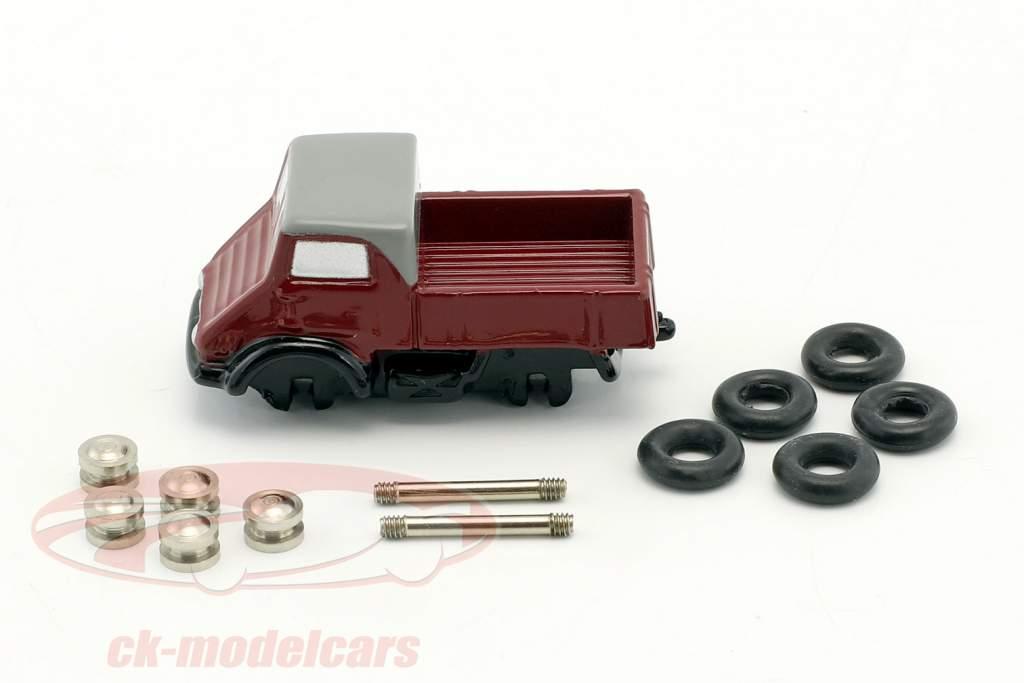 Mercedes-Benz Unimog 401 cas de montage pour le petit monteur Unimog 1:90 Schuco Piccolo