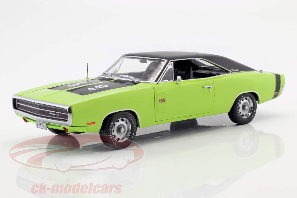 Dodge Charger R/T SE año de construcción 1970 sublime verde 1:18 Greenlight
