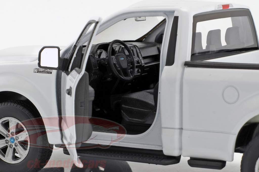 Ford F-150 Regular Cab Pick-Up año de construcción 2015 blanco 1:24 Welly