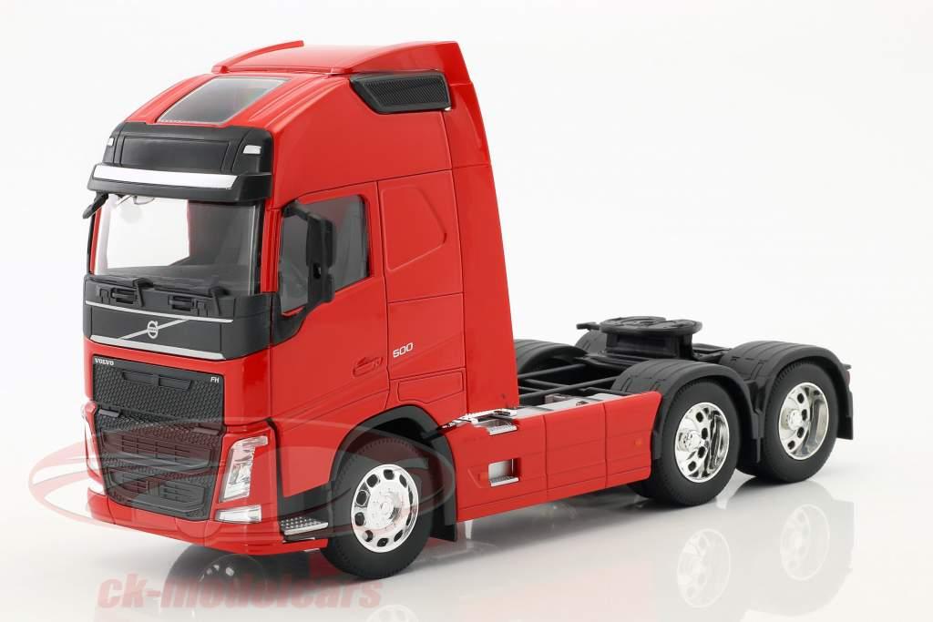 Volvo FH (6x4) tractor año de construcción 2016 rojo 1:32 Welly