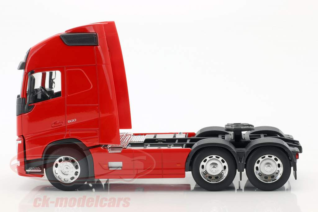 Volvo FH (6x4) tracteur année de construction 2016 rouge 1:32 Welly