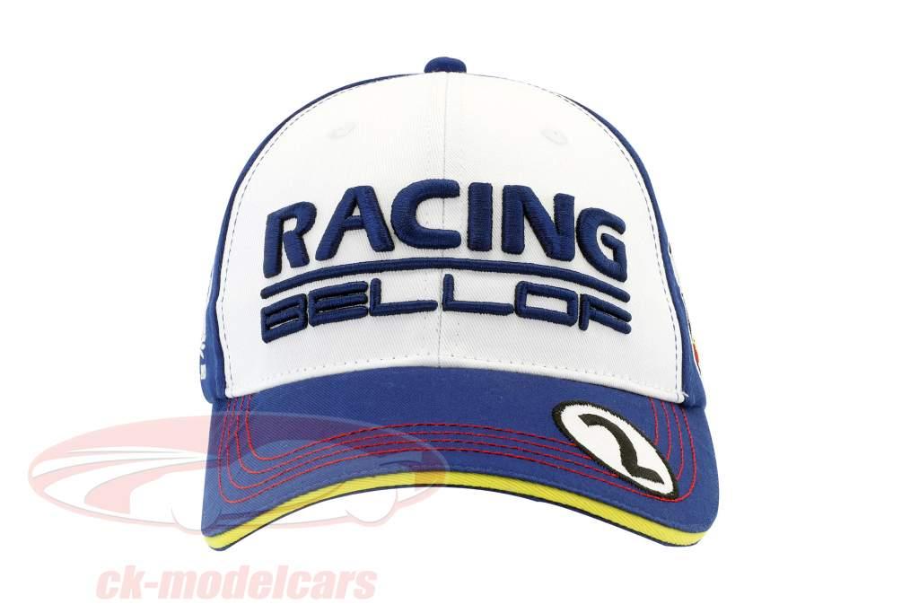 Stefan Bellof Cap 35 years record lap 6:11.13 min (1983-2018) blue / White