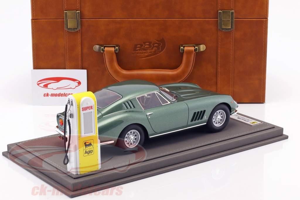 Ferrari 275 GTB ano de construção 1964 Personal Car Battista Pininfarina com mostruário e Caixa de couro 1:18 BBR