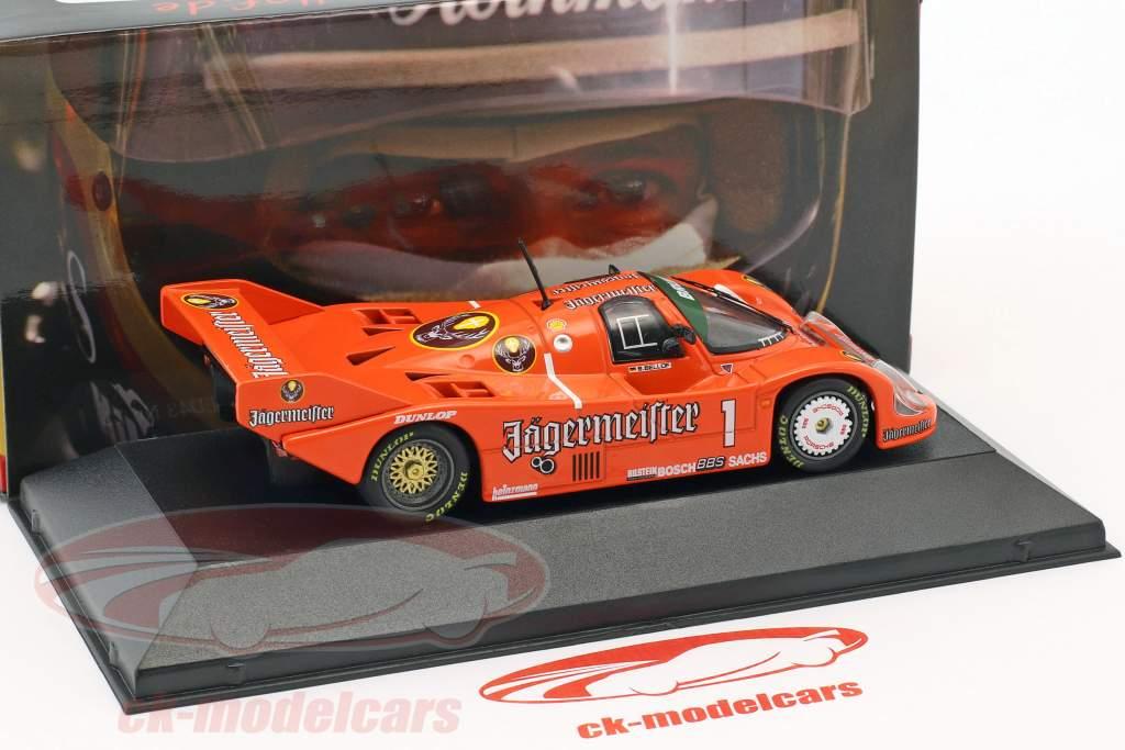 Porsche 956B #1 5 Norisring trophée 200 miles Norisring 1985 Bellof 1:43 CMR
