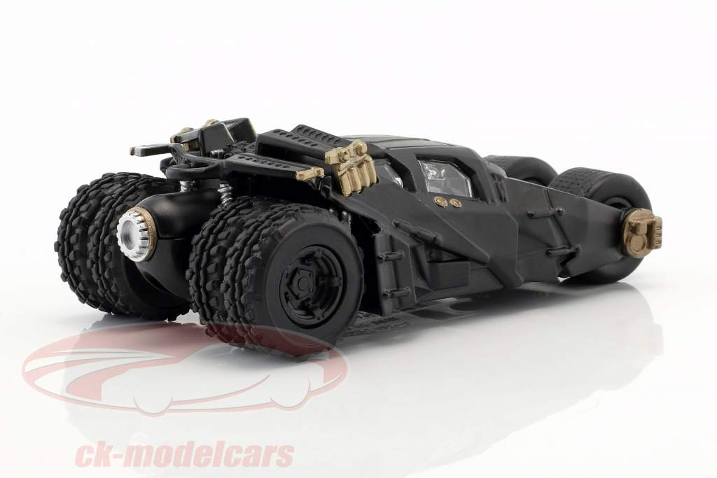 Batmobile from the Film The Dark Knight Triology black 1:50 HotWheelsElite One