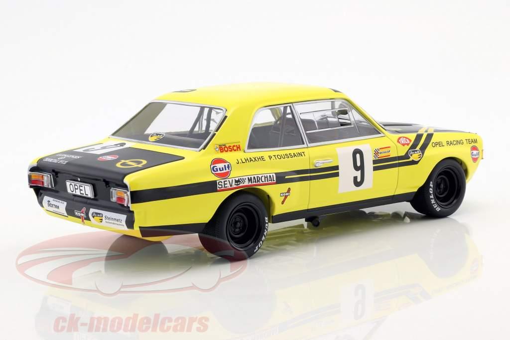 Opel Commodore A Steinmetz #9 24h Spa 1970 Haxhe, Toussaint 1:18 Minichamps