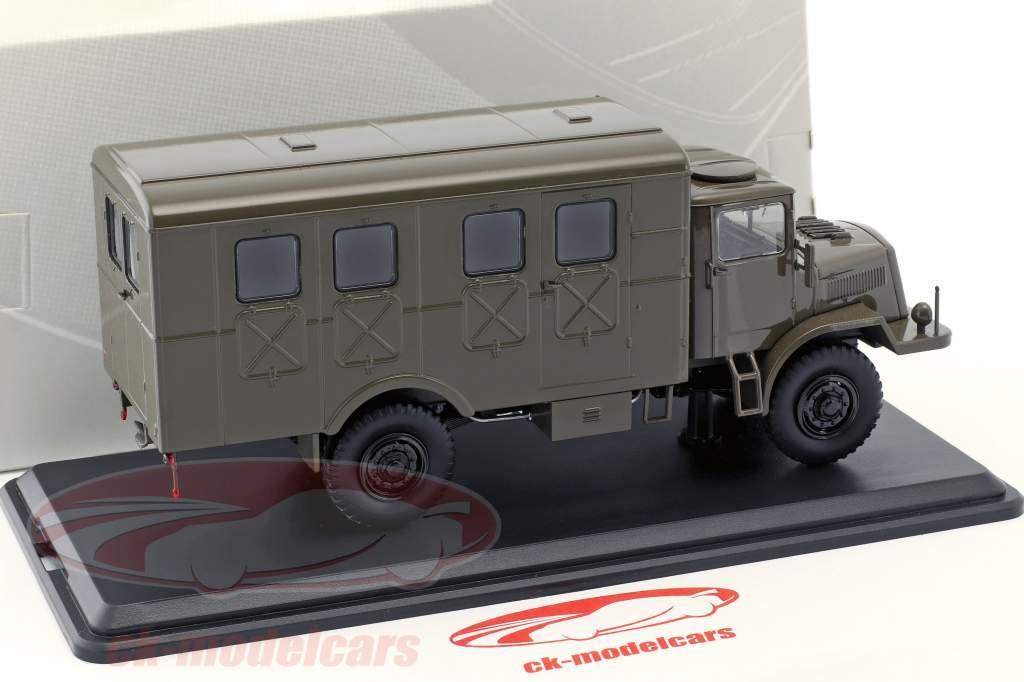 Tatra 128 furgone anno di costruzione 1951 tappetino oliva 1:43 Premium ClassiXXs