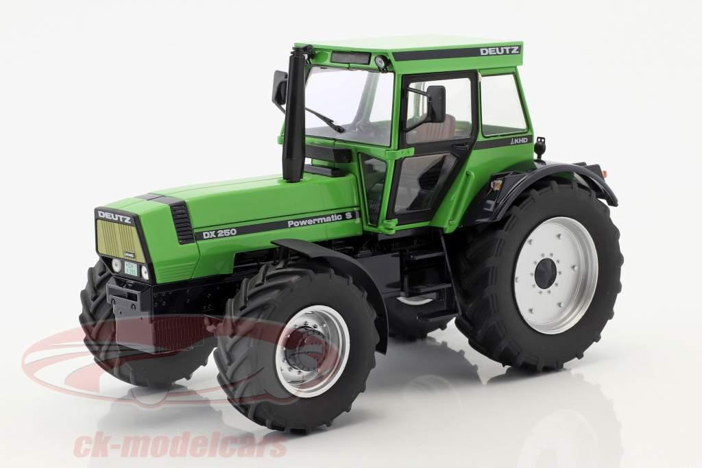 Deutz DX 250 green 1:32 Schuco