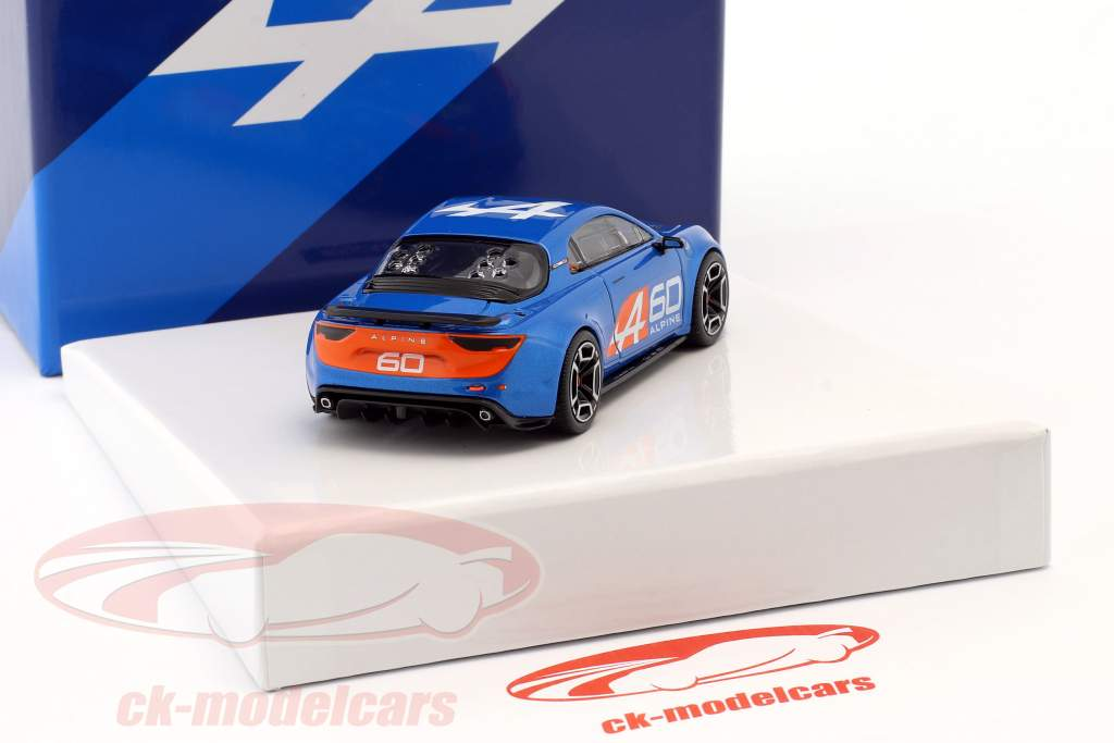 Alpine A60 Celebration LeMans 1:43 Norev