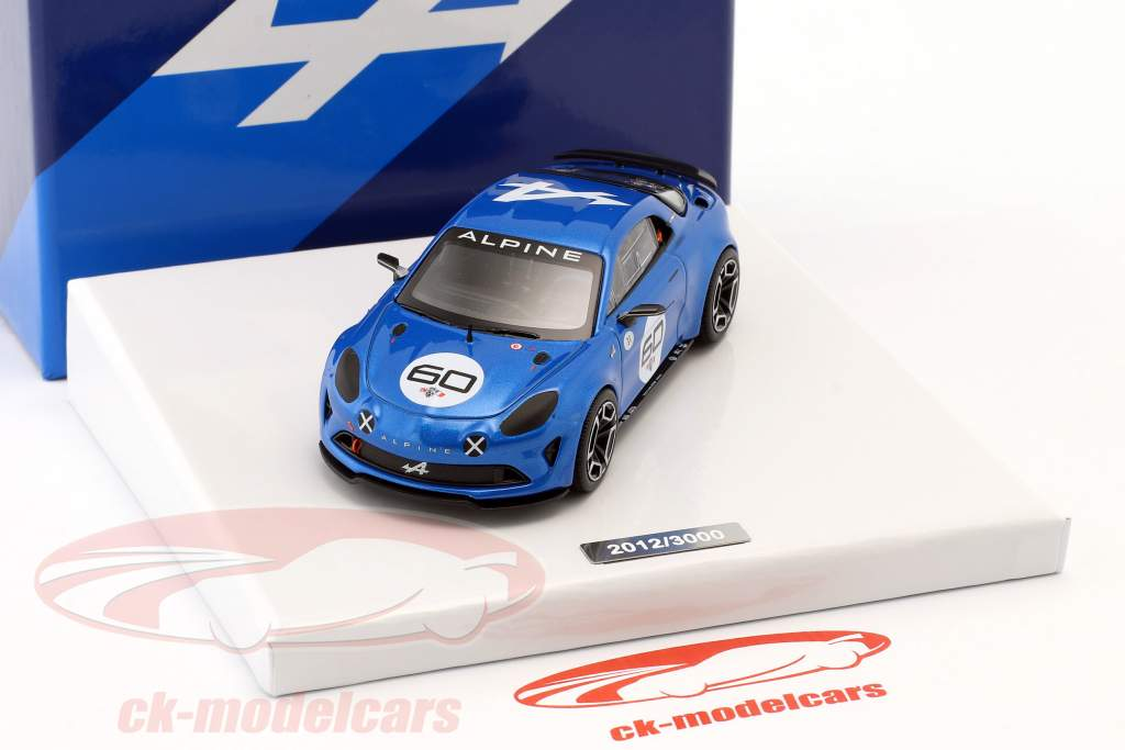 Alpine A60 Celebration Goodwood 1:43 Norev