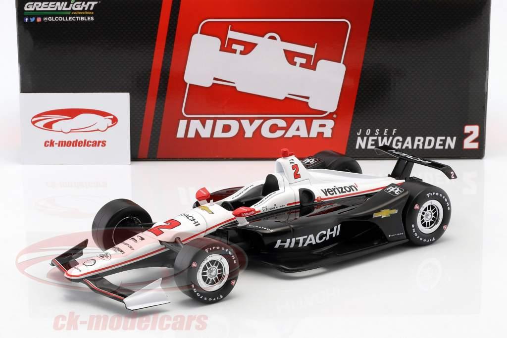Josef Newgarden Chevrolet #2 Indycar Series 2019 Team Penske 1:18 Greenlight