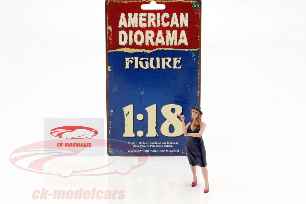 Hanging Out 2 Patricia figuur 1:18 American Diorama