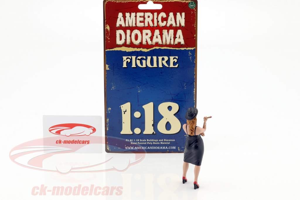 Hanging Out 2 Patricia figura 1:18 American Diorama