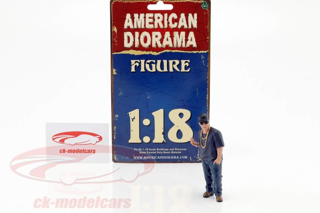 Hanging Out 2 Juan figura 1:18 American Diorama
