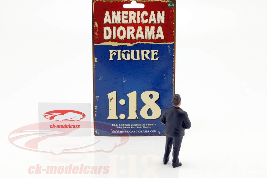 Hanging Out 2 Manuel figur 1:18 American Diorama