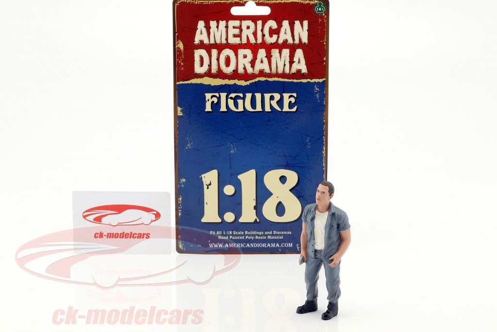 Hanging Out 2 Beto cifra 1:18 American Diorama