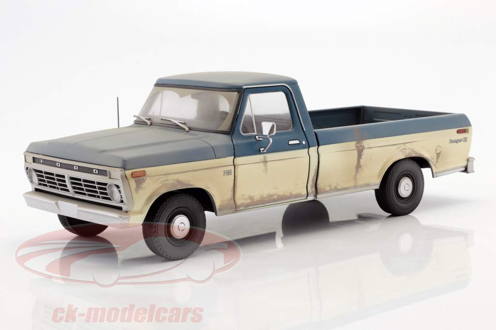Ford F-100 Pick-Up Construction year 1973 TV series The Walking Dead (since 2010) 1:18 Greenlight