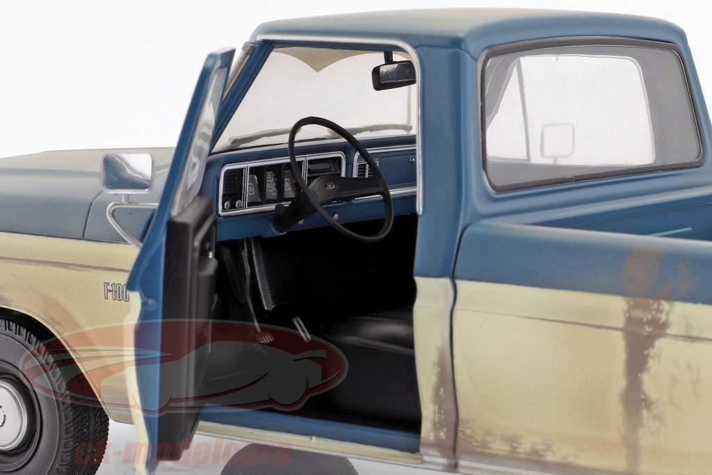 Ford F-100 Pick-Up anno di costruzione 1973 serie TV The Walking Dead (dal 2010) 1:18 Greenlight