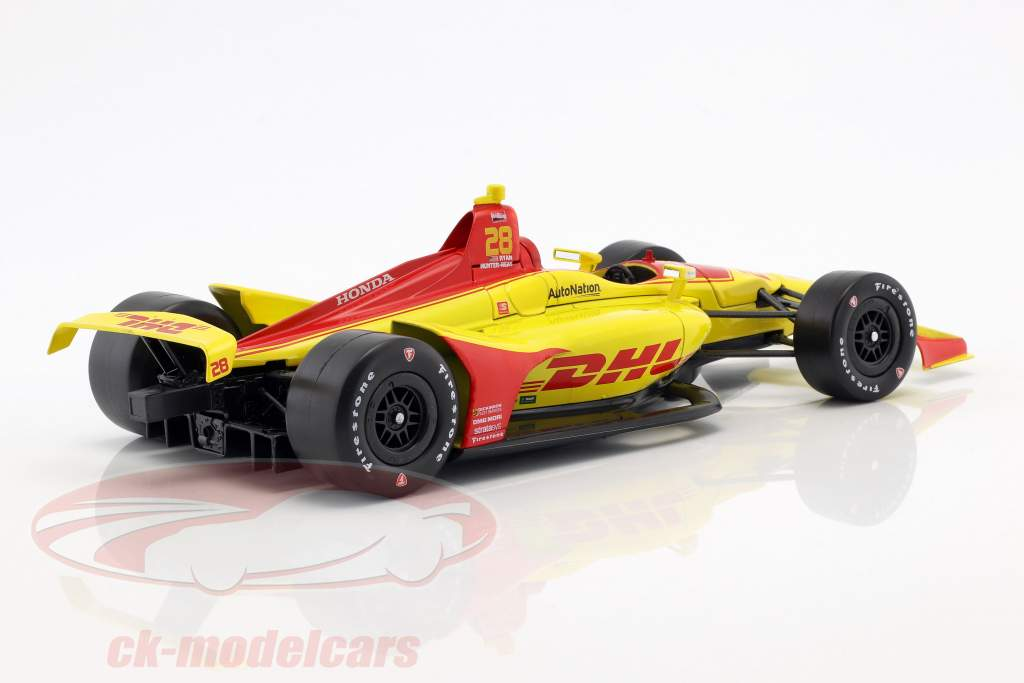 Ryan Hunter-Reay Honda #28 Indycar Series 2019 Andretti Autosport 1:18 Greenlight