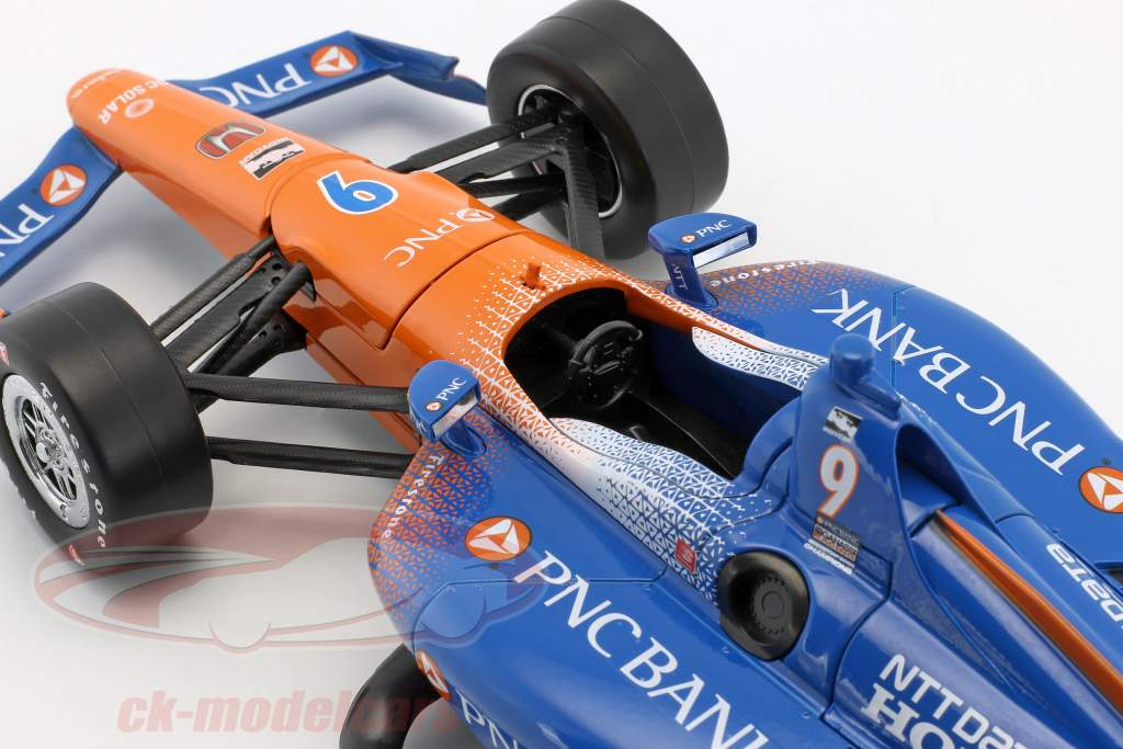 Scott Dixon Honda #9 Indycar Series 2019 Chip Ganassi Racing 1:18 Greenlight