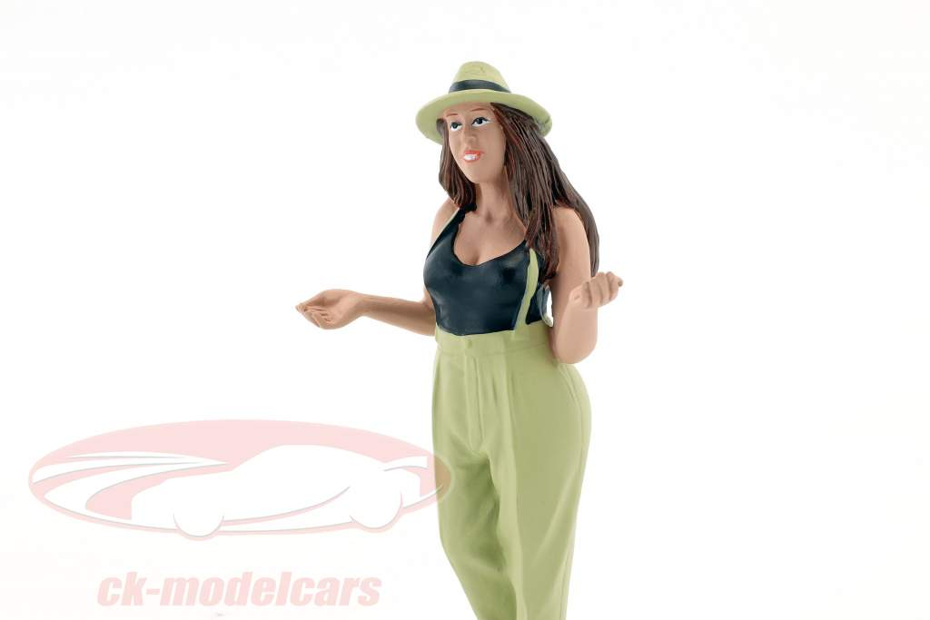Hanging Out 2 Tanya figura 1:18 American Diorama