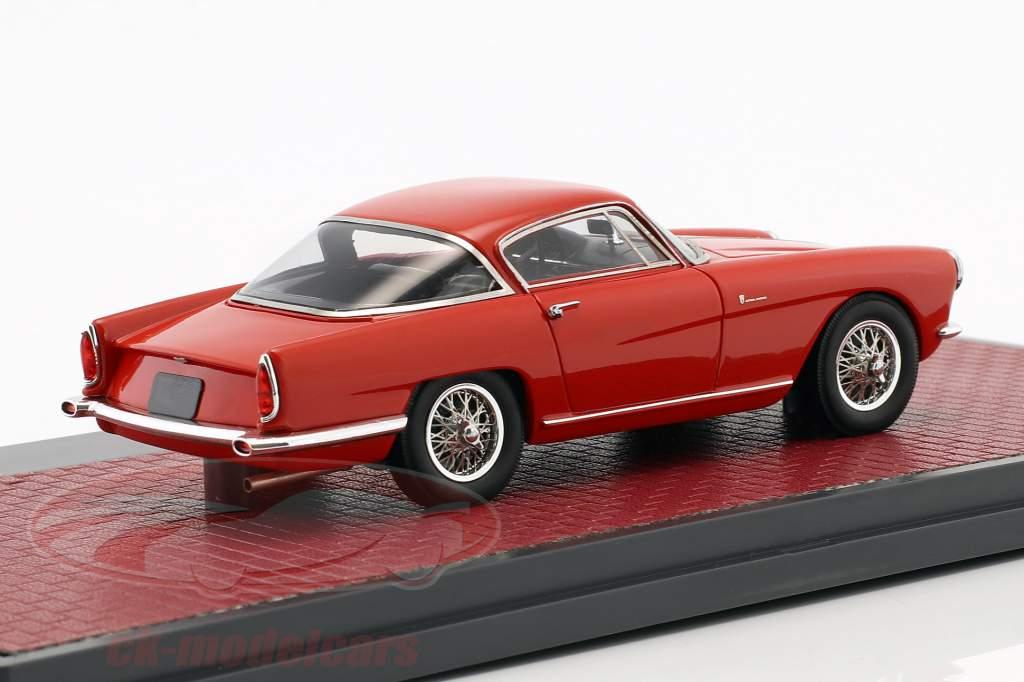 Aston Martin DB2/4 Coupe Bertone Arnolt Opførselsår 1953 rød 1:43 Matrix