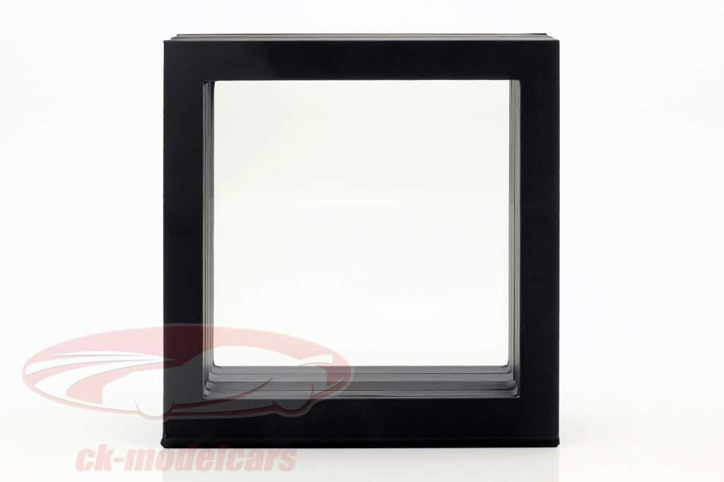 floating frame black 154 x 150 mm SAFE