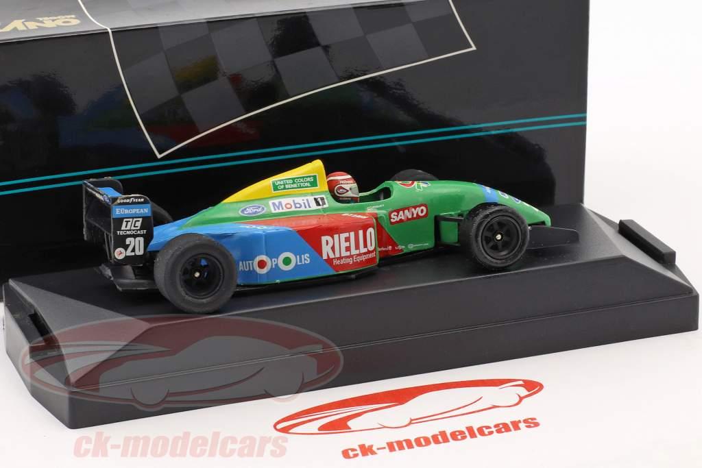 Nelson Piquet Benetton B190 #20 formel 1 1990 1:43 Onyx